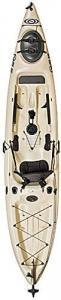 China Elie Horizon 130 Angler Sport Fishing Kayak on sale