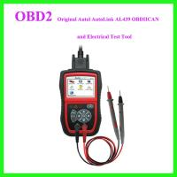 China Original Autel AutoLink AL439 OBDIICAN and Electrical Test Tool on sale