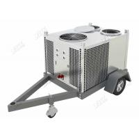 R22 Axial Fan Trailer Mounted Air Conditioner , Energy Saving Industrial Evaporative Cooler