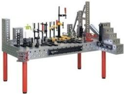 China 3D modular welding table system on sale