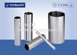 China Tubo de aço reto dos encaixes DN10-DN200 sanitários de aço inoxidável on sale