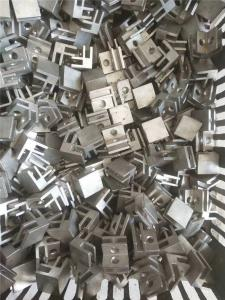 China Custom Shower Room Hardware Precision Cnc Machining Services Bathroom Fixtures on sale
