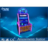 China Amusement Game Machines Electronic Arcade Fishing With Colorful Led Lights on sale