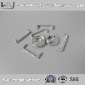 China CNC Aluminum Machining Part/CNC Machined Part/CNC Machine Part for Electronic Accessories on sale