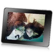 China 8 inch 800 * 600 Capacitive Multi - touch Android 4.0 S5PV210 DDR2 512MB Scroll Tablet PC on sale