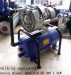 7.5kw Extra High Vacuum Air Pump For Milking Machine