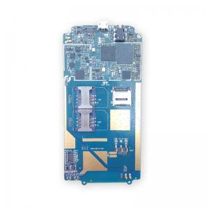 China 94v0 UL Rohs FR4 Printed circuit board assembly 4G Android Mobile motherboard on sale