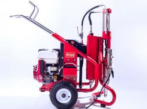 China Hydraulic Driven 13 HP Piston Pump Sprayer Airless Spray Painting Pump on sale