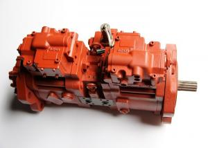 China Doosan DH130 DH150 Excavator Hydraulic pump K3V63DT-HNOV Kawasaki Pump on sale