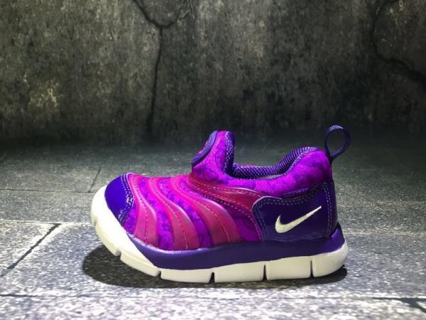 Nike DYNAMO FREE Kid Shoes size21-27 343938-004 Blue for sale ... a6b6487fa6
