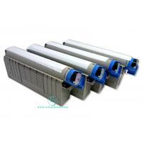 China Compatible OKI Toner Cartridges TNR-C4EK1 TNR-C4EC1 TNR-C4EM1 TNR-C4EY1 on sale
