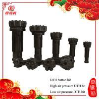 High Air Pressure DTH Hammer Bits Rock Drill Bit COP44, DHD340, COP54, COP64, COP84