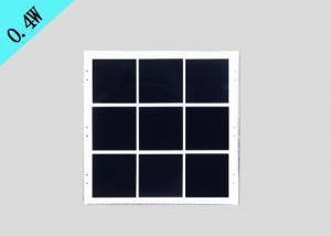 China 55*55 Sunpower Mini Solar Panel For Outdoor Solar Lawn Light / Portable Light on sale