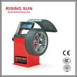 L'atelier de voiture a utilisé la machine de balancier de roue à vendre