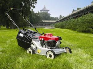 Grass Trimmer Garden Cutting Machine 6 5hp 173cc Self Propelled