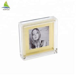 Custom Acrylic Photo Frames New Models Acrylic Wholesale Photo Frame 5x7 For Sale Acrylic Photo Frames Manufacturer From China 108853461