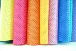 China Breathable Hot Air Through Nonwoven / ADL Nonwoven With Good Ductility on sale
