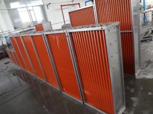 China Customized Industrial refrigeration condenser heat pump condenser on sale