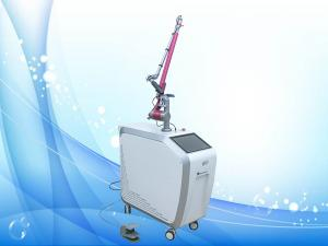 China Medical New Beauty Machine Q Switched Nd Yag Laser For Arm Pigment Tattoo Removal on sale