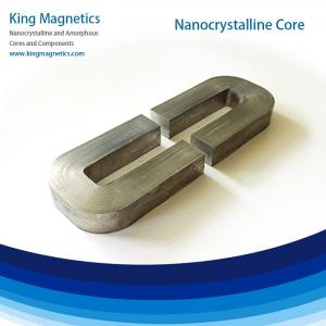 China pulse transformer nanocrystalline c core on sale