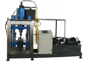 China Tablet Press For Coco Peat Pellets And Discs / Artificial Soil Coconut Coir Peat Making Hydraulic Press Machine on sale