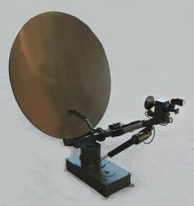 China Drive-Away Antenna - Interstellar ku1200T on sale