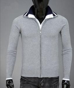 China V Neck Cashmere Sweater on sale