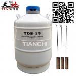 Cryogenic Liquid Nitrogen Tank 15L Ln2 Biological Storage Container