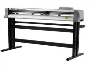 China Film Vinyl Decal Cutting Plotter Machine With 1000g Cutting Force For Reflective Film on sale