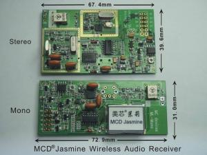 China Wireless Audio Stereo Transceiver Module on sale