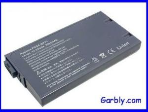 China Sony PCGA-BP71 PCG-FX230 PCG-F650 FX220 notebook battery on sale