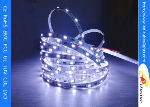 China Energy - saving store Flexible LED Strip Light  7.2W / M CE RoHS Approved on sale
