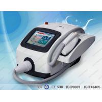 Portable E-light IPL+RF Vascular Removal / Acne Removal Machine