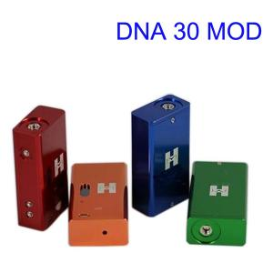 China Quality E cigarette DNA 30 Mod box Mechanic electronic cigarette Mod on sale