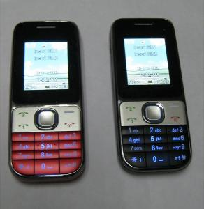 China FCB 091A China Cheap GSM Economical Dual SIM Handsets on sale