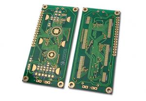 China 4mil Min Copper Quick Turn PCB with 4 Layers , 105 / 105um on sale