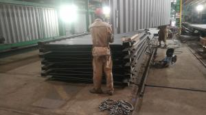 China Costom Size Shipping Container Components Container Side Panel supplier