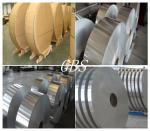 AA1100/3003/5052 Aluminium slitting Strips Thickness 0.15-5.0mm Width 10mm -600mm