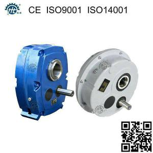 China Torque arm mounted belt conveyor gearbox shaft mounted speed reducer TA and SMSR on sale