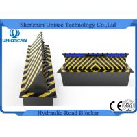 China Remote Control Tire Traffic Spikes And Road Blockers , Security Road Blocker on sale