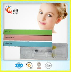 China CE certification cross linked hyaluronic acid injection for breast enhancers on sale