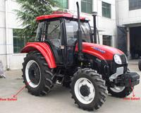 China 100-110hp 4 wheel Japanese farm tractors on sale