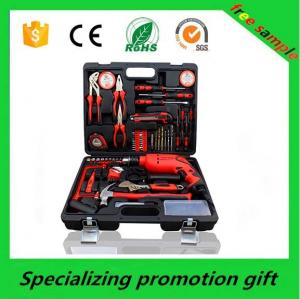 China Customized Promotional Tool Kits Mechanical Socket Set 36*26*7.5cm on sale
