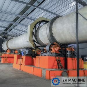 China Factory Sale All Size Zinc-oxide Zinc Oxide Rotary Kiln For Sale on sale