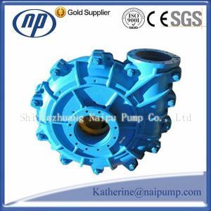 China 20/18 TU-AH Heavy duty bare shaft slurry pump on sale