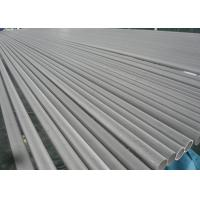 Transportation 1 / 2 Inch  Stainless Steel Round Tube Seamless Superior Surface Finish
