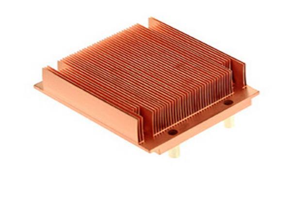 Brass Bronze Copper Heat Sink Cpu Cooler Extrusion