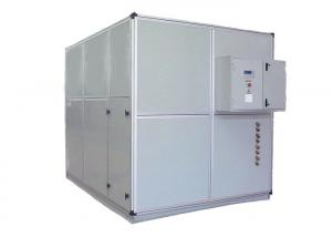 China Industrial Air Conditioning Units Air Cooled Dehumidifier With Siemens Controller on sale