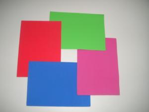 China Good quality colorful EVA sheet on sale