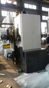 China Motor Housing Turning Machinery High Speed Single Column Vertical lathe on sale